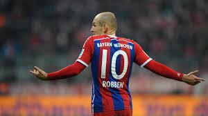 Robben banyak mendapatkan kritikan setelah permainannya yang buruk