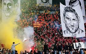 AS Roma berhasil berada di peringkat ke dua