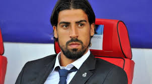 Sami akan segera bergabung dengan Juventus