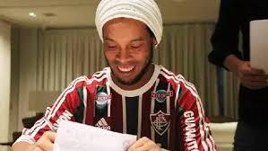 Ronaldinho akan berkerja dengan keras bersama tim barunya Fluminense