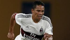 Carlos Bacca pemain yang sangat sensasional