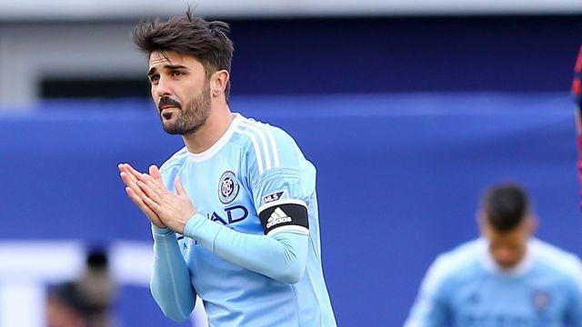 Villa berkeinginan untuk dapat bisa bermain untuk klub Spanyol